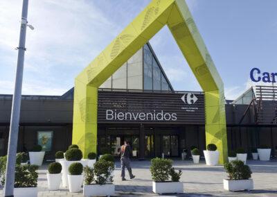 Trabajos-Centro Comercial Carrefour Móstoles